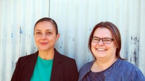 Maha Ismail, Head of Member Services and Emma Madison, Head of Service Design