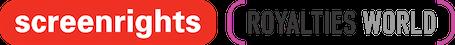Screenrights Royalties - World logo